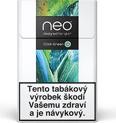 neo™ Sticks Click Green (karton)