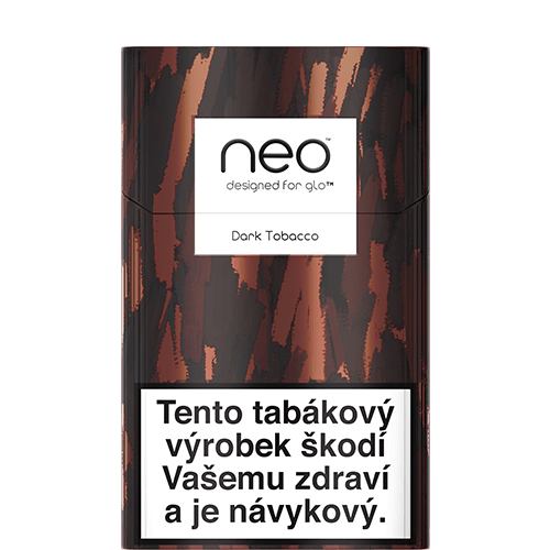 neo™ Sticks Dark Tobacco (karton)
