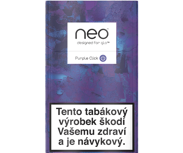 neo™ Sticks Purple Click (karton)
